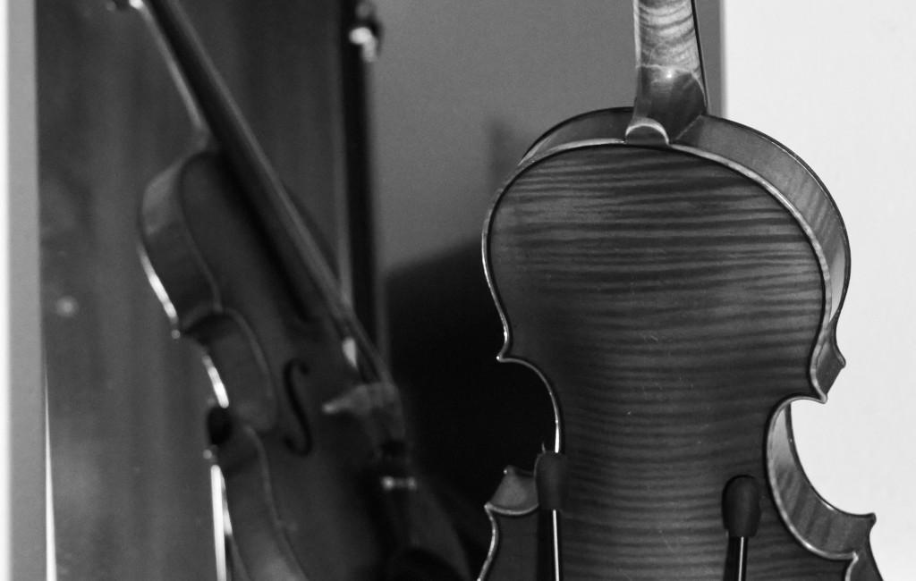 Meine Geige und die Linkshändigkeit