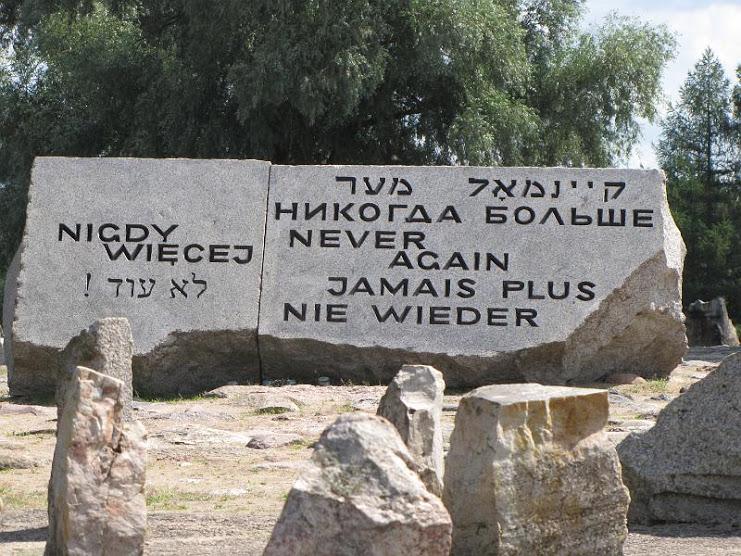 Nachdenken über Gedenkstätten